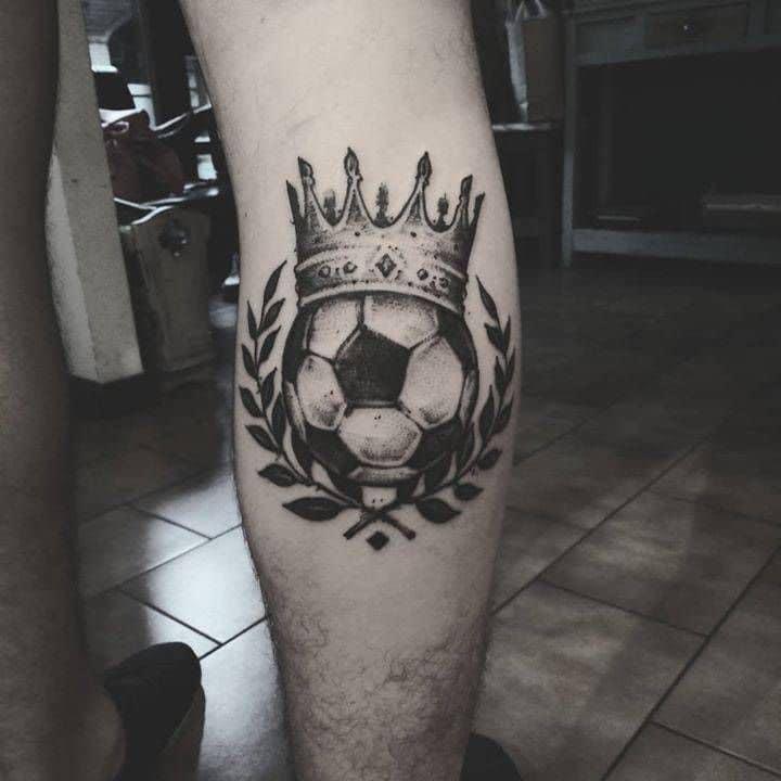 Mê mẩn mẫu xăm đẹp và ý nghĩa về bóng đá