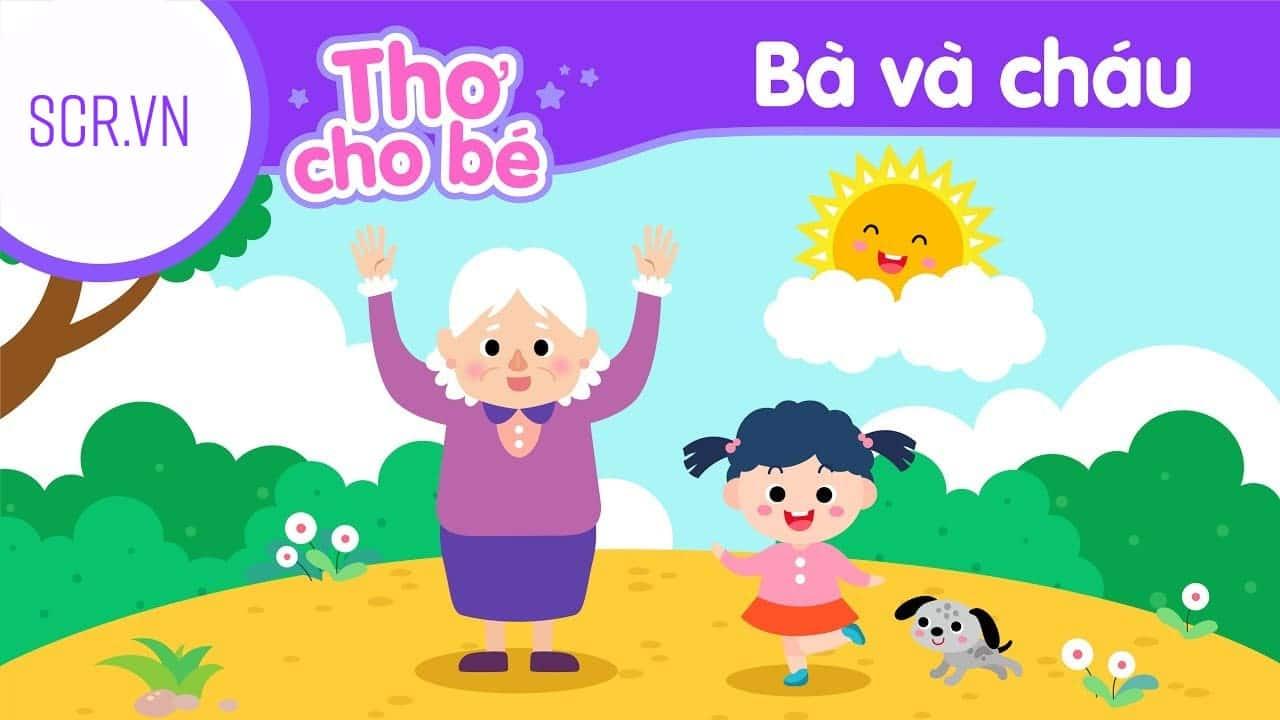 Thơ Cho Bé