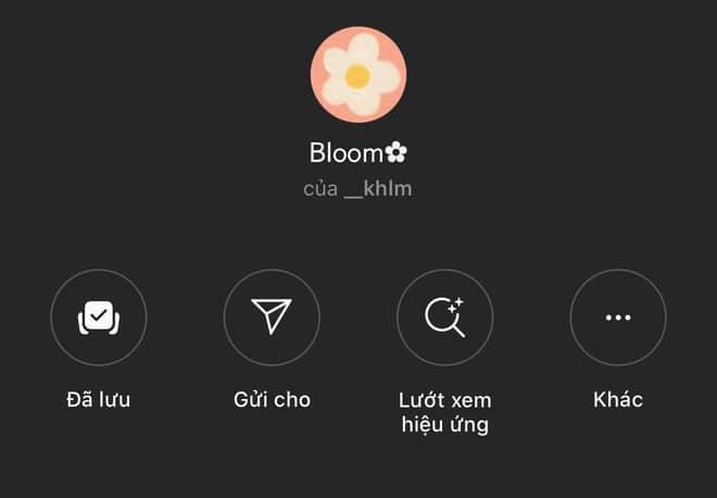 Filter Instagram Bloom Dễ Thương