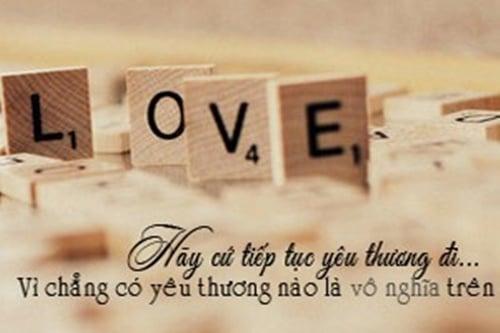 stt về tình yêu lạc quan