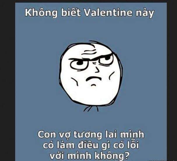 Ảnh tìm vợ tương lại valentine
