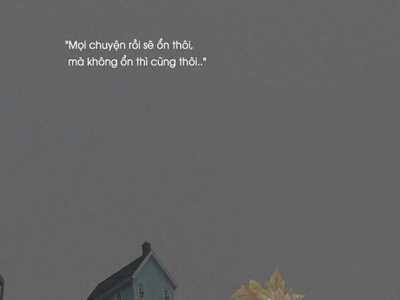 Câu nói buồn trong tình yêu
