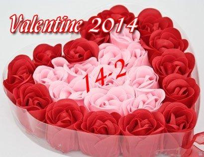 Hoa Hồng Sáp Chúc Ngày Valentine