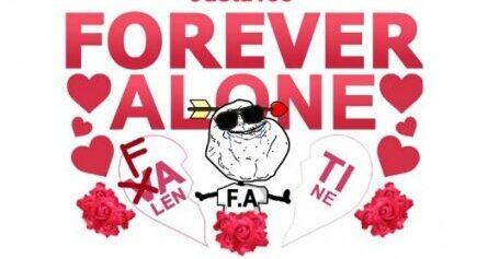 Mãi mãi một mình ngày valentine
