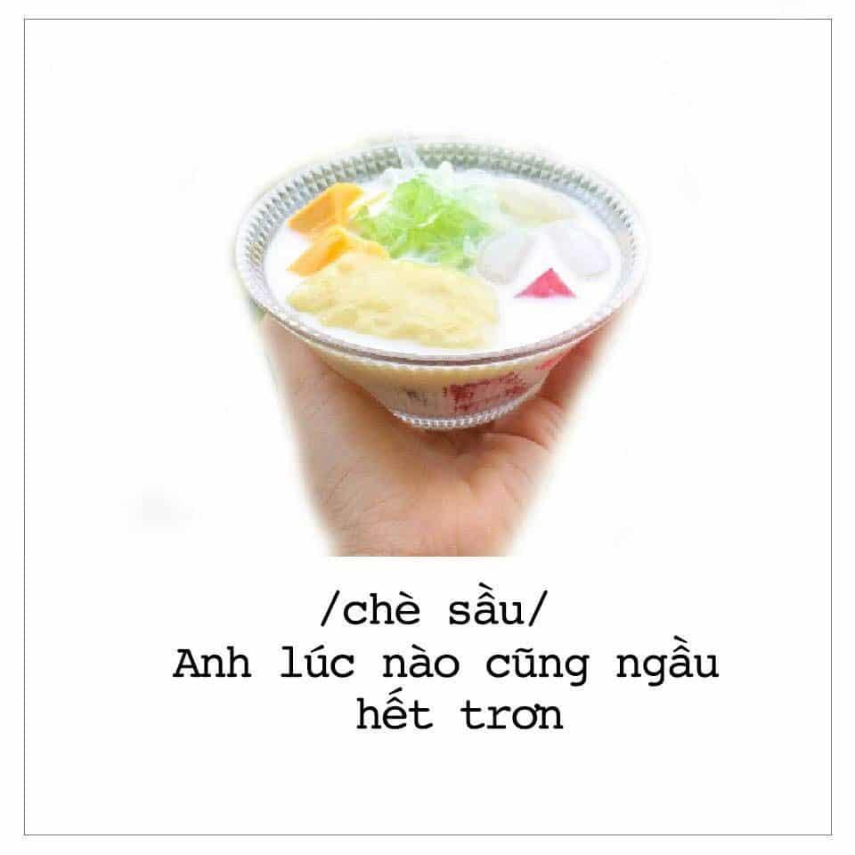 Món Chè Sầu