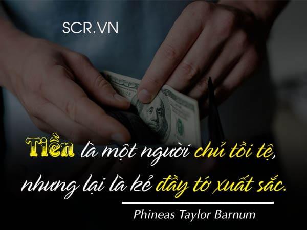 Những câu nói hay và thâm thúy về tiền