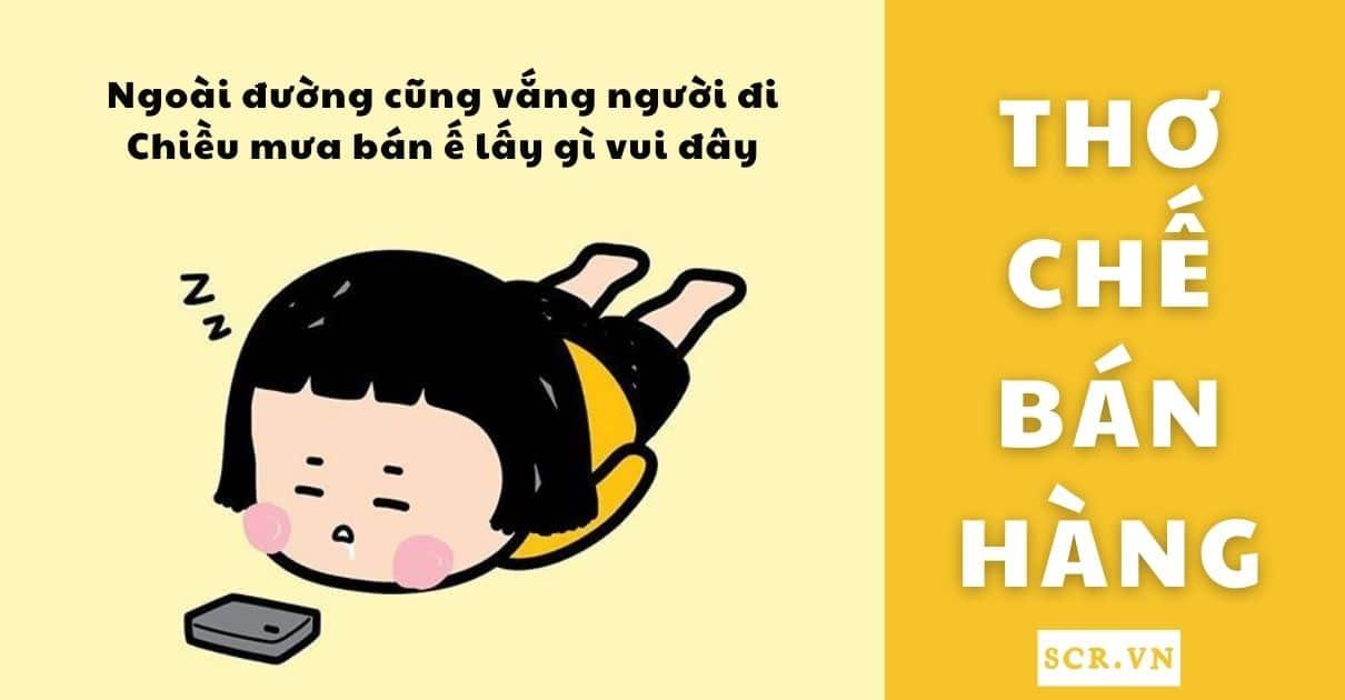THO CHE BAN HANG ONLINE