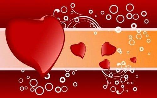 Thiệp valentine ý nghãi dành tặng vợ và bạn gái
