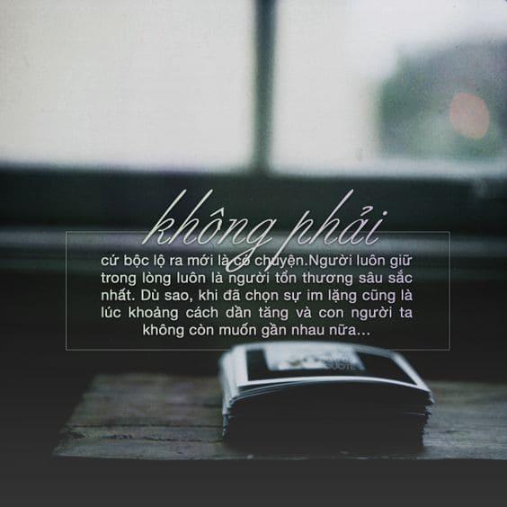 những câu nói buồn về tình yêu hay