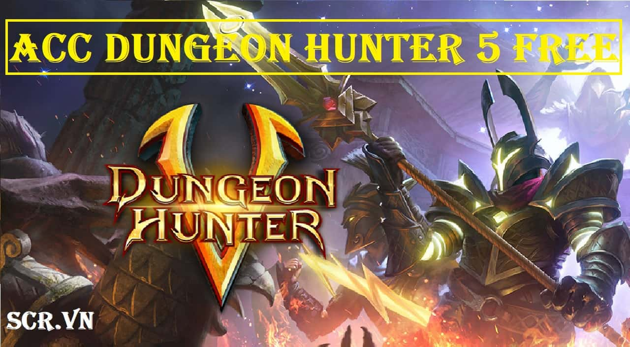ACC Dungeon Hunter 5