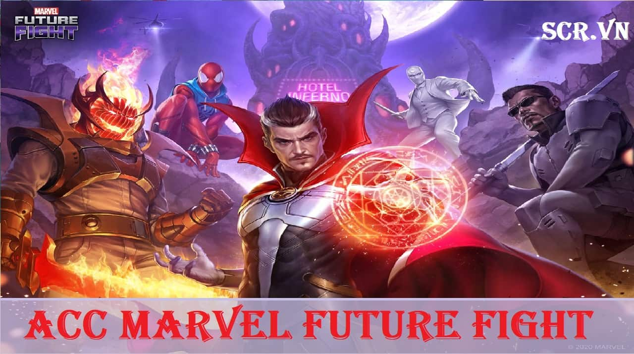 ACC Marvel Future Fight