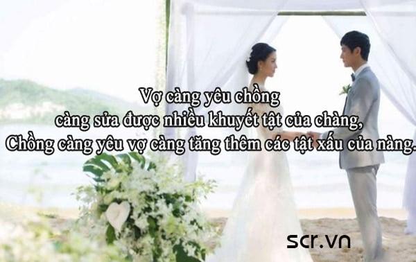 Châm ngôn về vợ chồng