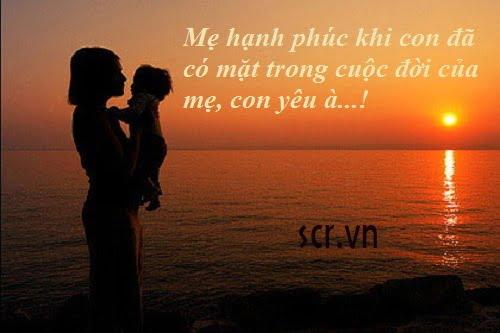Những câu nói yêu thương mẹ dành cho con gái