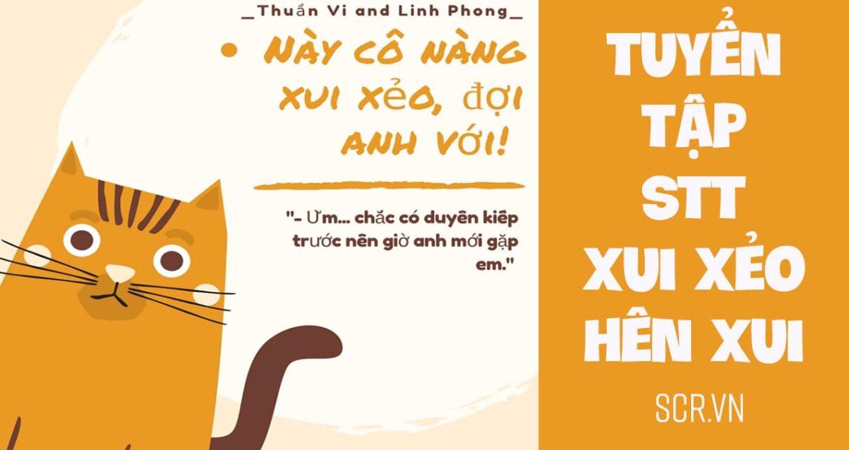 STT Xui Xẻo