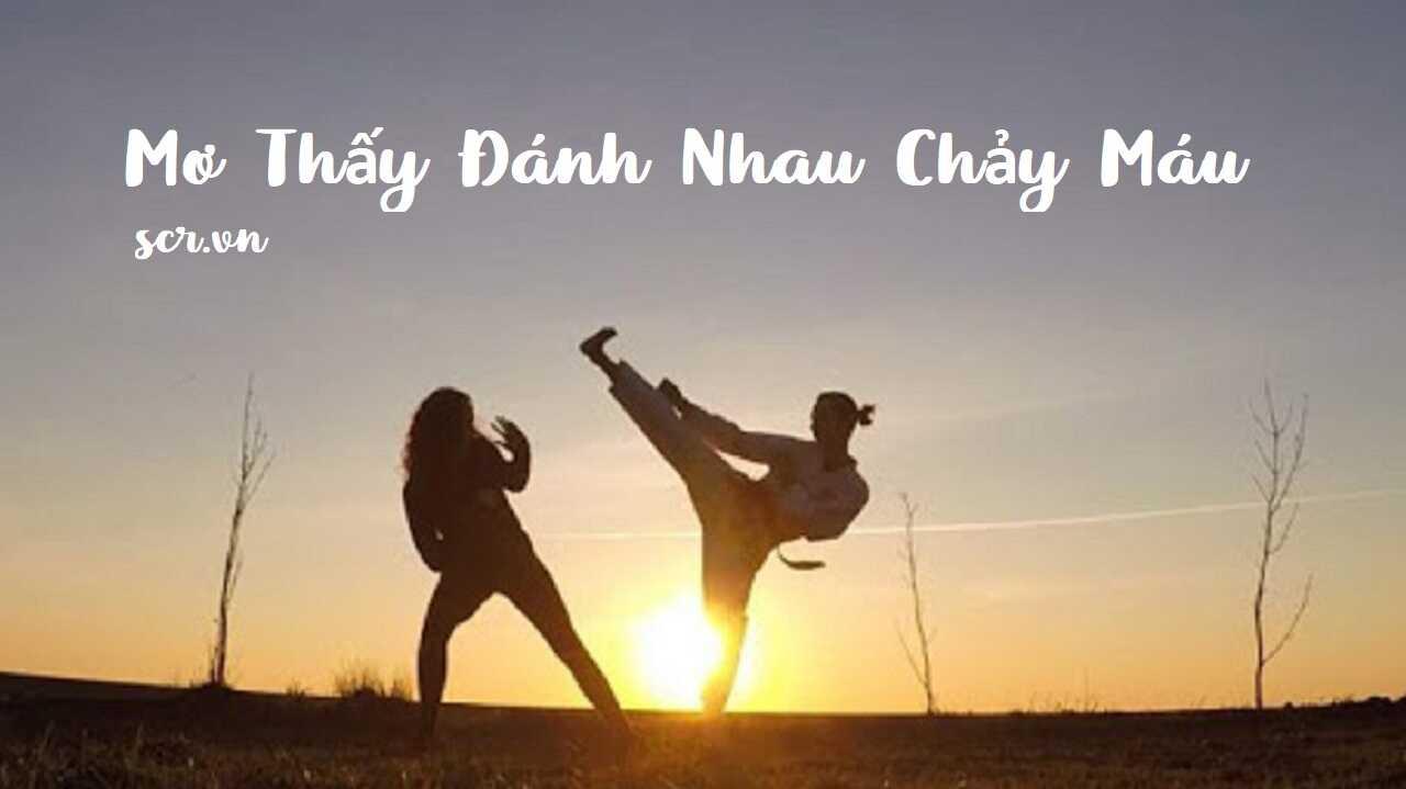 Mo Thay Danh Nhau Chay Mau