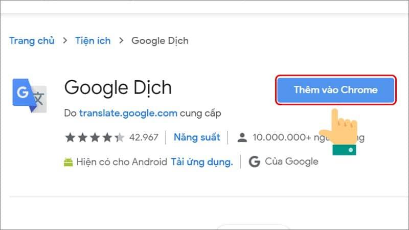 Dịch Tiếng Hàn Sang Tiếng Việt Nam