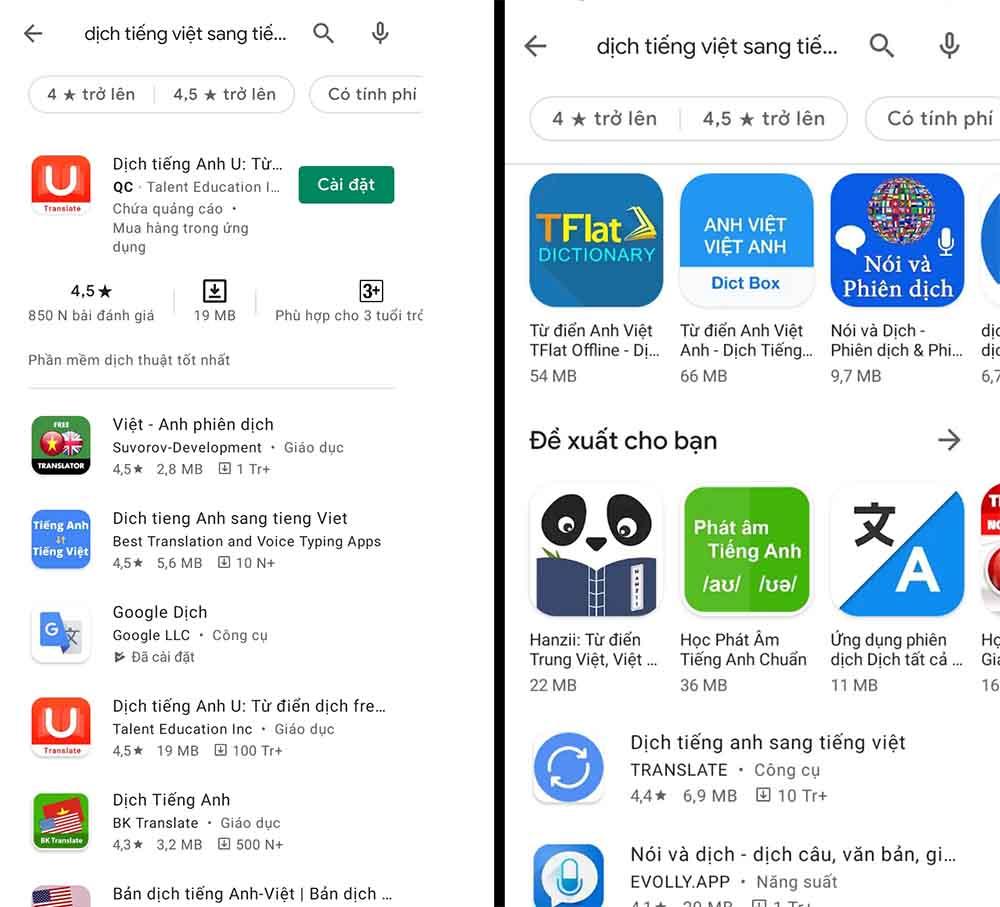 Download Phần Mềm Dịch Tiếng Việt Sang Tiếng Anh