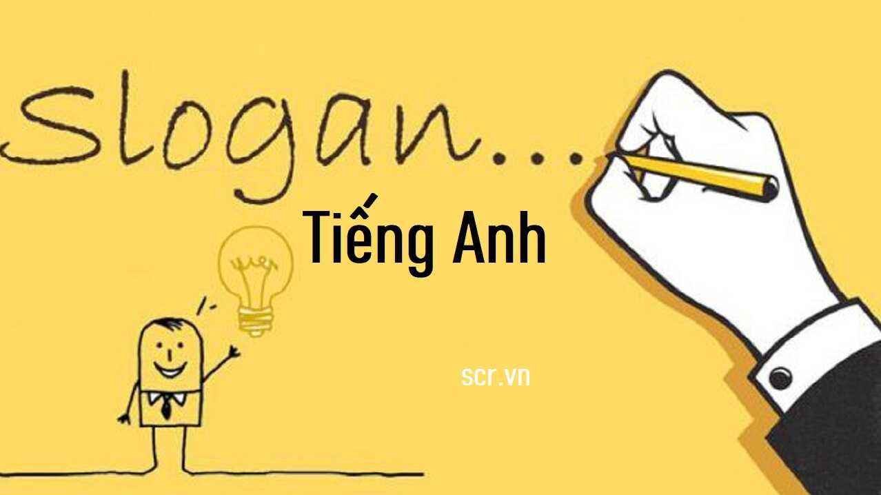 Slogan Tiếng Anh