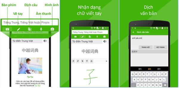 Từ điển Trung Việt Việt Trung - App Dịch Tiếng Trung Sang Tiếng Việt Bằng Hình Ảnh