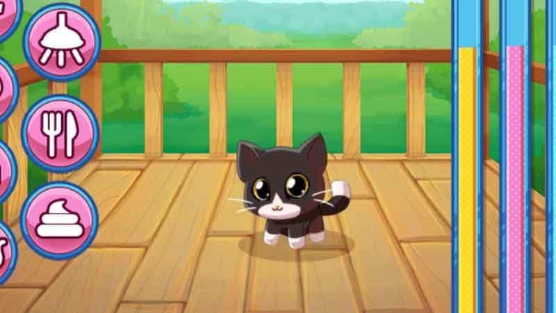 Game Vui Y8 - Nuôi Mèo Cưng