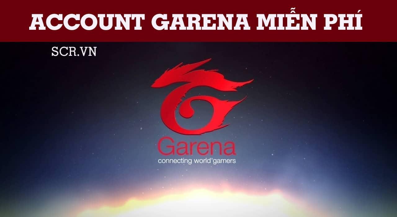 Account Garena