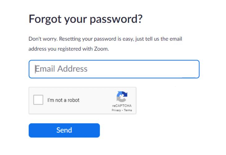Bạn nhập Email cá nhân vào ô này