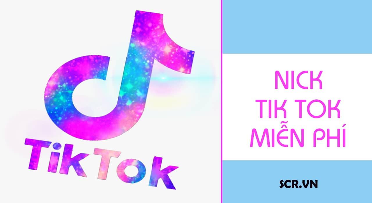 Nick Tik Tok
