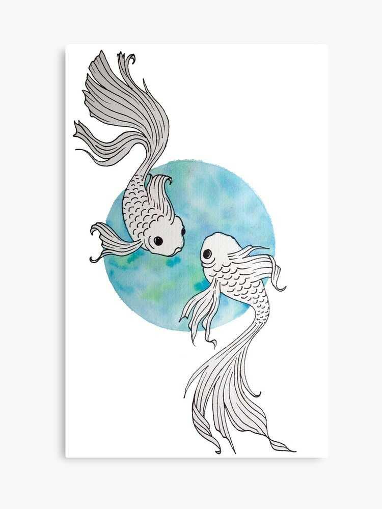Vẽ Cung Song Ngư Chibi Chất