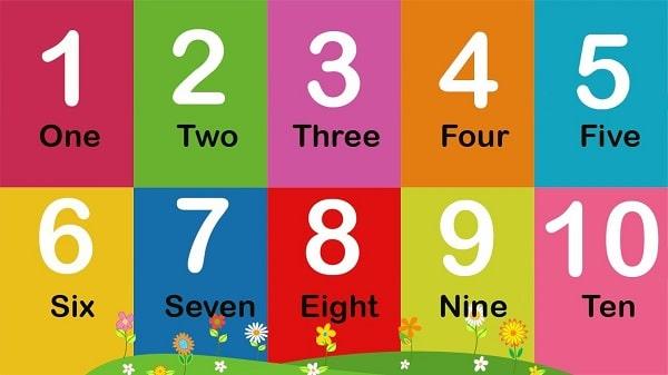 Số 9 Dịch Sang Tiếng Anh