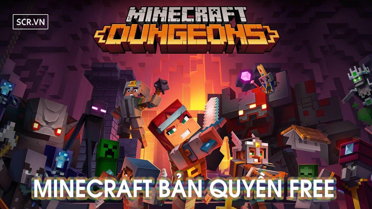 Minecraft Bản Quyền
